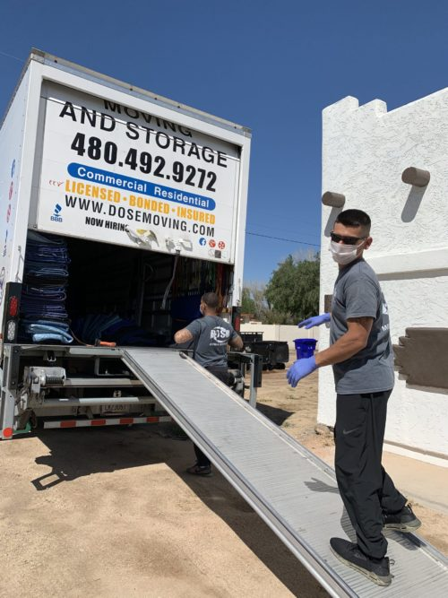 Does Commercial Moving Company Image